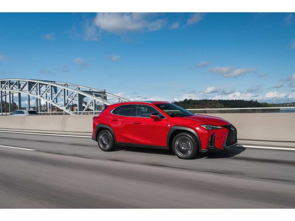 85 All New Lexus Ux 2019 Price First Drive