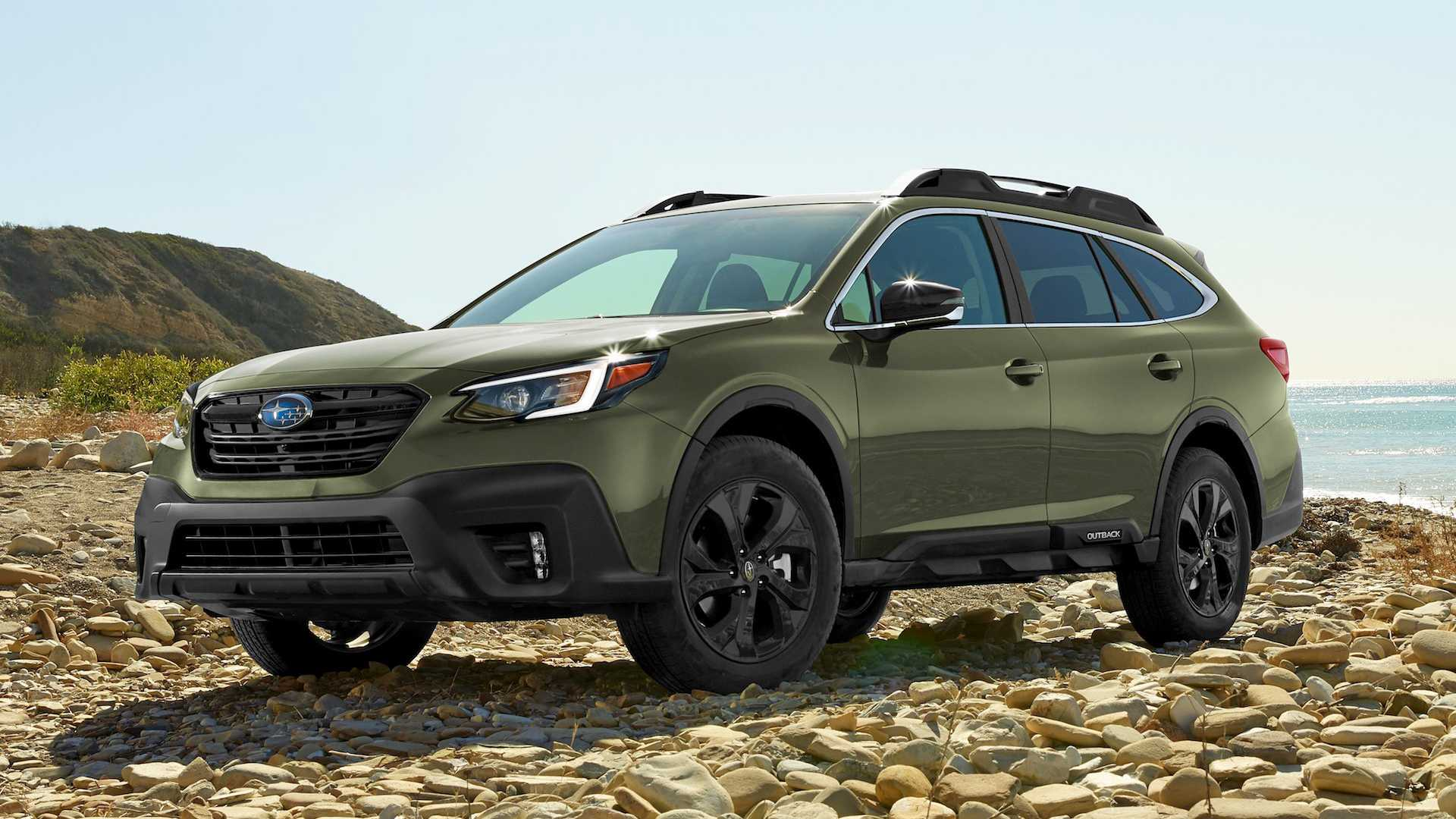 85 All New Subaru Outback New Model 2020 New Concept