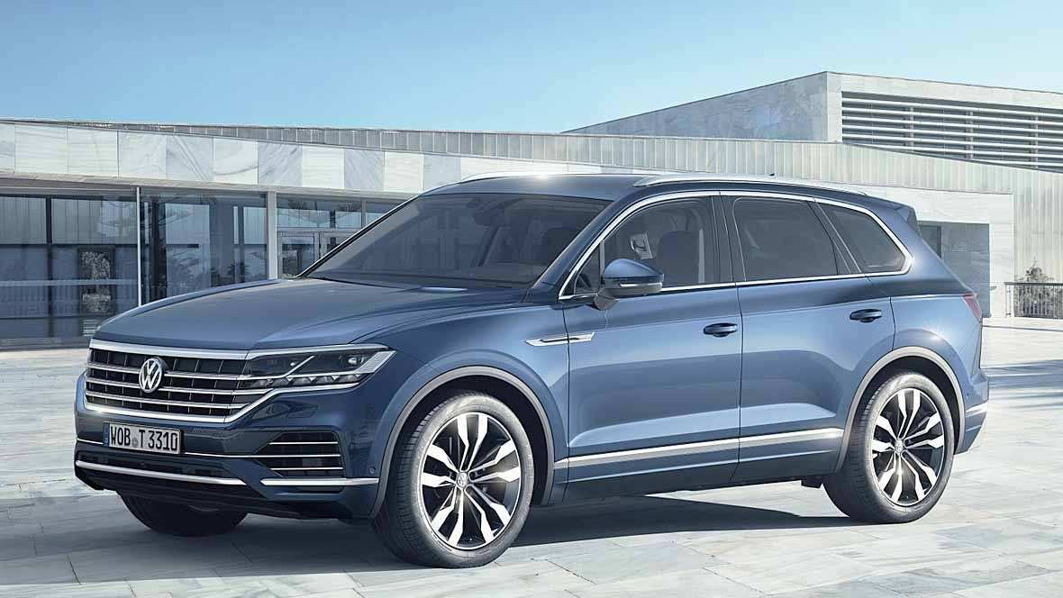 85 All New Touareg Vw 2019 Style