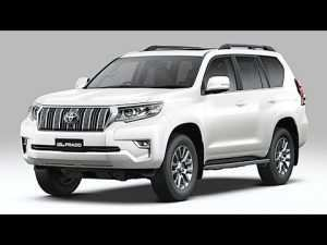 85 All New Toyota Prado 2019 Australia Price Design and Review