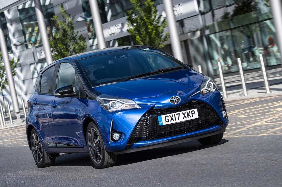 85 All New Toyota Yaris 2019 Europe Performance And New Engine