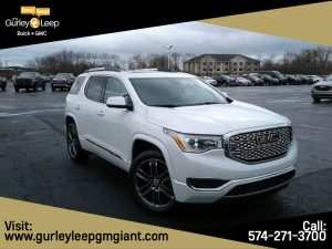85 Best 2019 Gmc Acadia Sport Price Design and Review