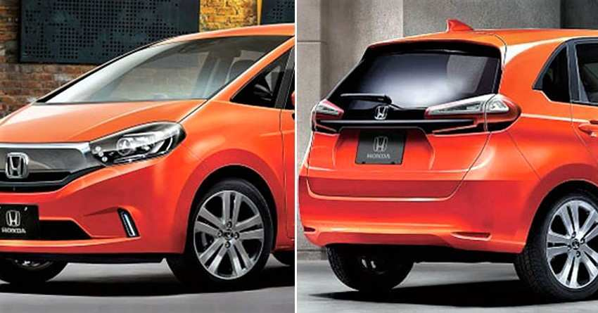85 Best 2020 Honda Fit News Prices