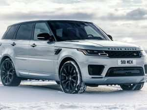 85 Best New Land Rover 2020 Spy Shoot