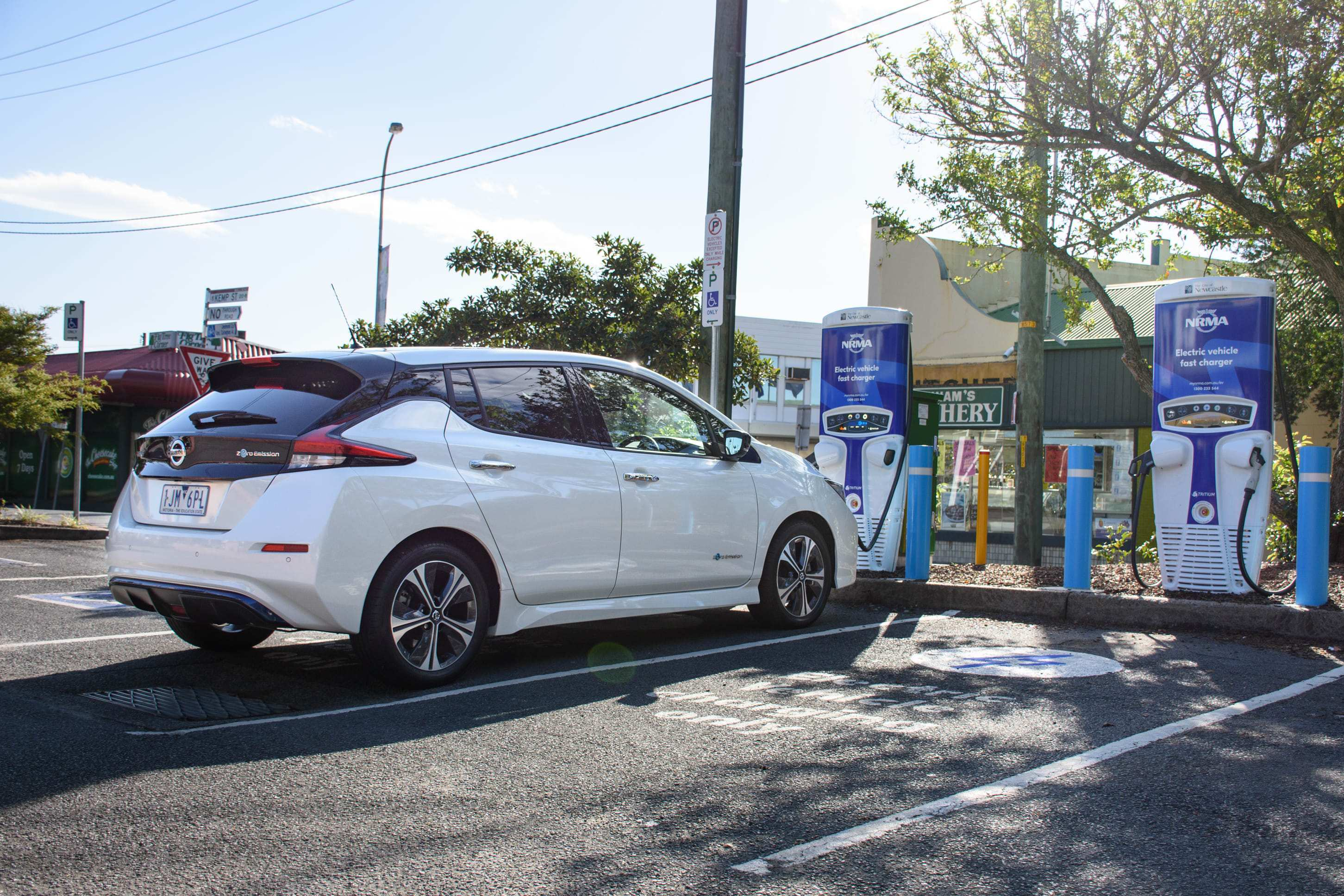 85 Best Nissan Leaf 2019 Review Release
