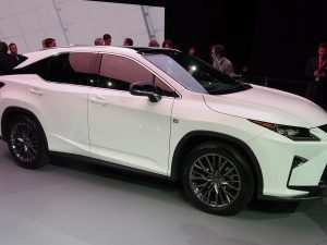85 Best When Will The 2020 Lexus Rx 350 Be Available Spesification