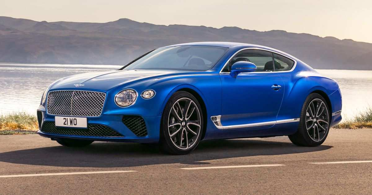 85 New 2019 Bentley Gt Pricing