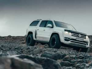85 New 2019 Vw Amarok Concept and Review