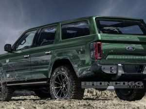 2020 Ford Bronco Vs Jeep Wrangler