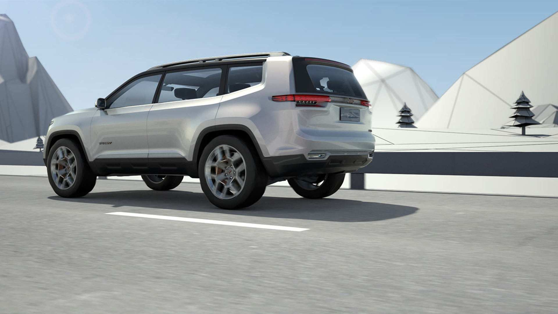 85 New Jeep Grand Cherokee 2020 Concept Reviews