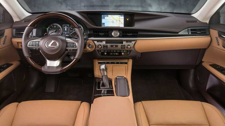 85 New Lexus 2019 Es Interior Concept And Review