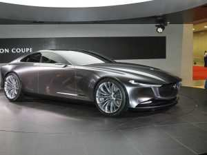 85 New Mazda Vision Coupe 2020 Spesification