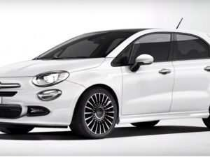 Nuove Fiat 2020