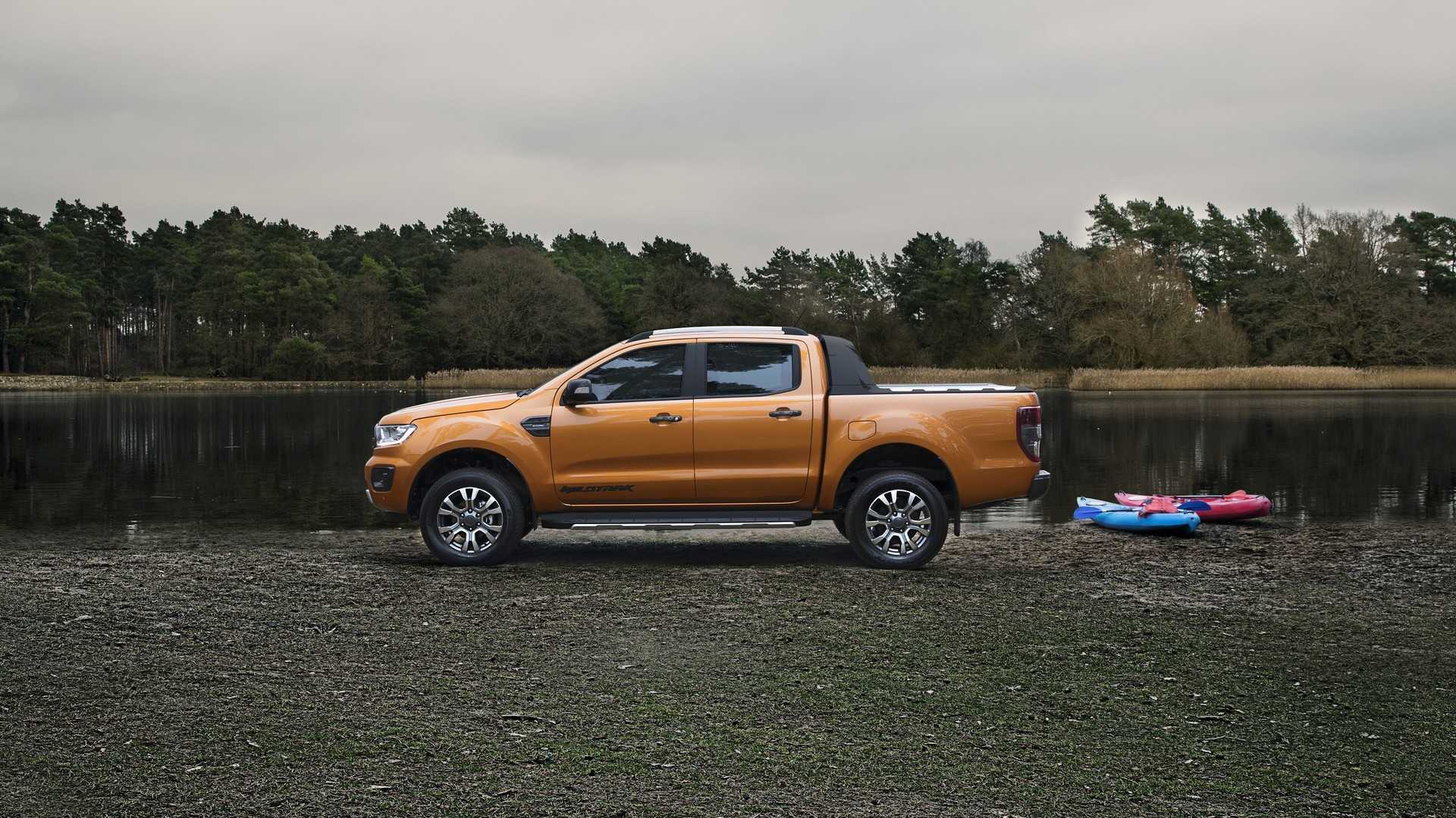 85 The 2019 Ford Wildtrak Pictures