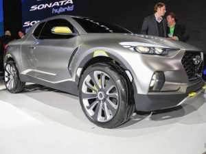 85 The 2019 Hyundai Santa Cruz Pickup Research New