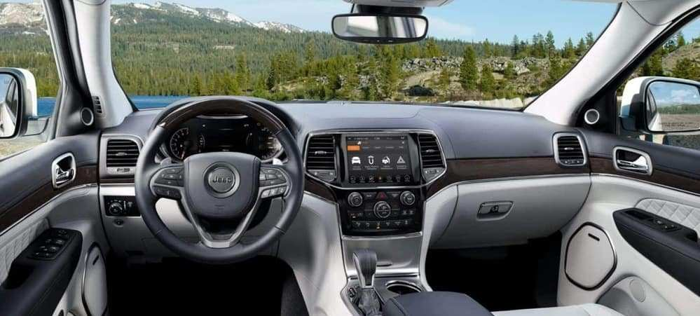 85 The 2019 Jeep Grand Cherokee Interior Redesign