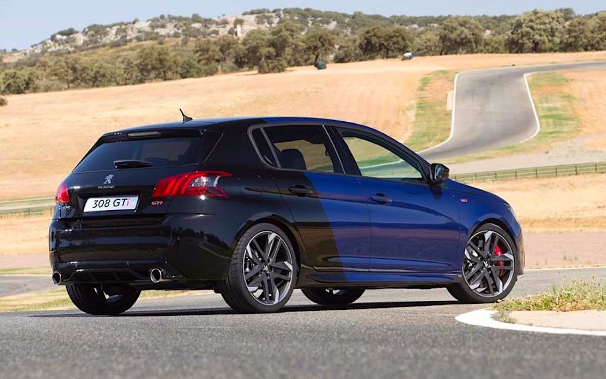 85 The 2019 Peugeot 308 Gti Overview