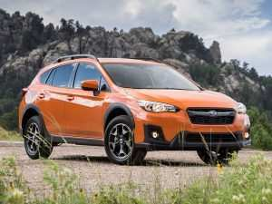 85 The 2019 Subaru Crosstrek Khaki Exterior and Interior