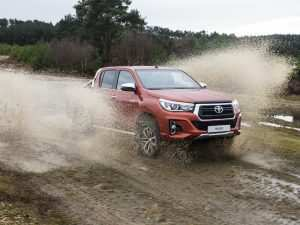 85 The 2019 Toyota Hilux Facelift Spesification