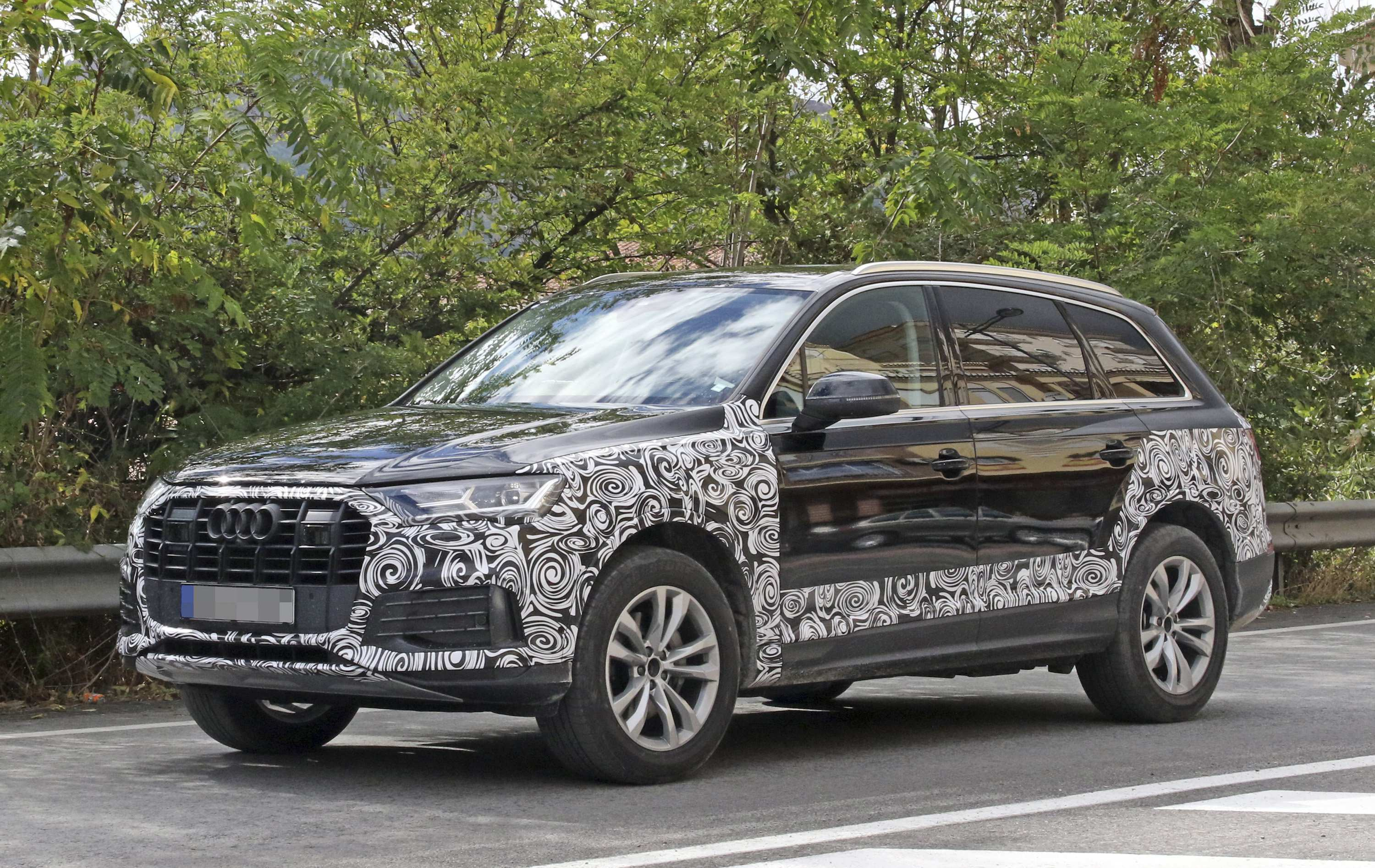 85 The 2020 Audi Q7 Changes Pricing