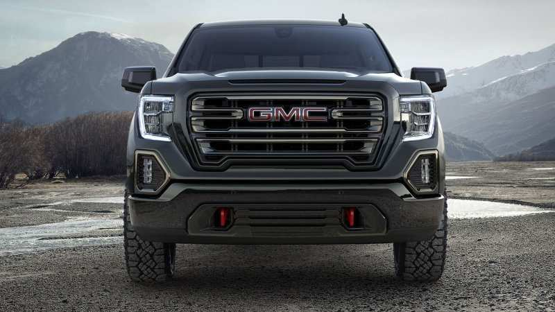 85 The 2020 Gmc At4 Style