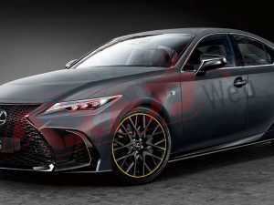85 The 2020 Lexus Isf History