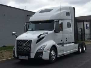 85 The 2020 Volvo Vnl 860 Interior Overview