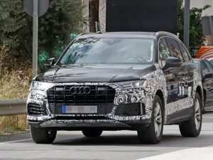 85 The Audi Phev 2020 Performance and New Engine