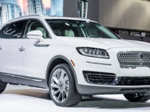 85 The Best 2019 Ford Nautilus Picture