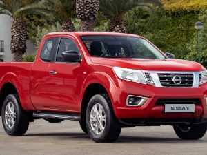 85 The Best 2019 Nissan Pickup Review and Release date