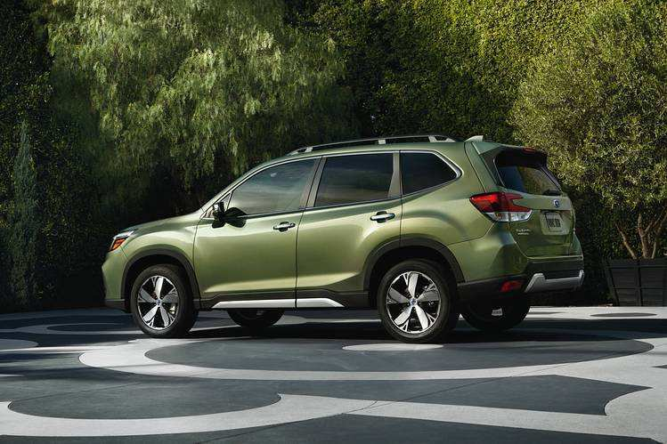 85 The Best 2019 Subaru Forester Spy Photos Price And Release Date