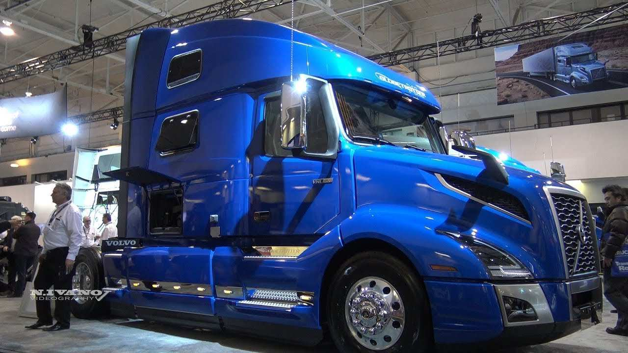 85 The Best 2019 Volvo Truck 860 Review