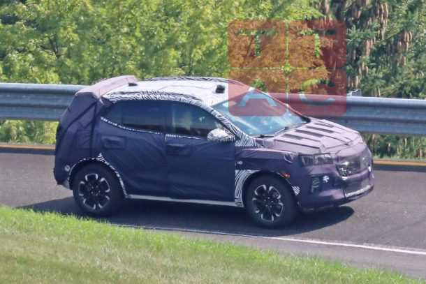 85 The Best 2020 Buick Encore Reveal Review And Release Date