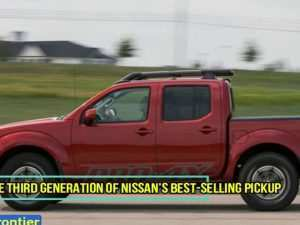 2020 Nissan Frontier Youtube