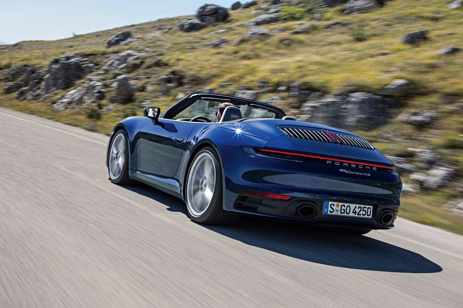 85 The Best 2020 Porsche 911 Release Date Redesign And Review