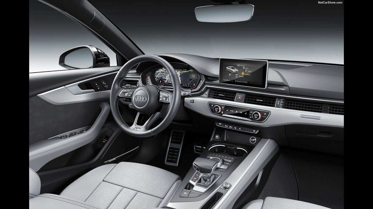 85 The Best Audi A4 2020 Interior Picture