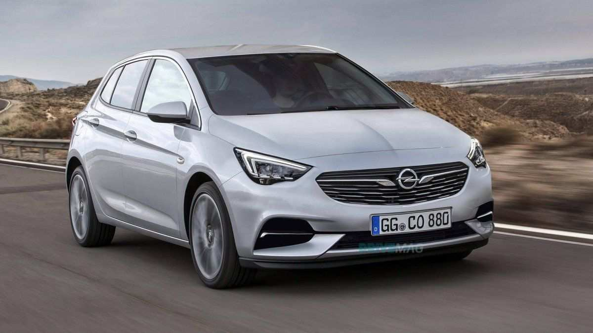 85 The Best Future Opel Corsa 2020 Release