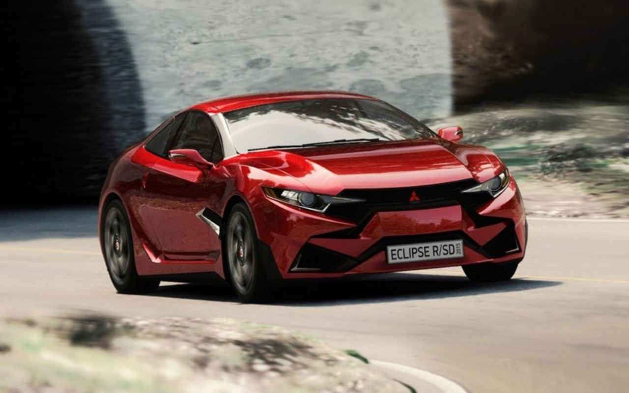 85 The Best Mitsubishi Eclipse Coupe 2020 Model