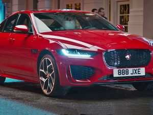 85 The Best New Jaguar Xf 2020 Review