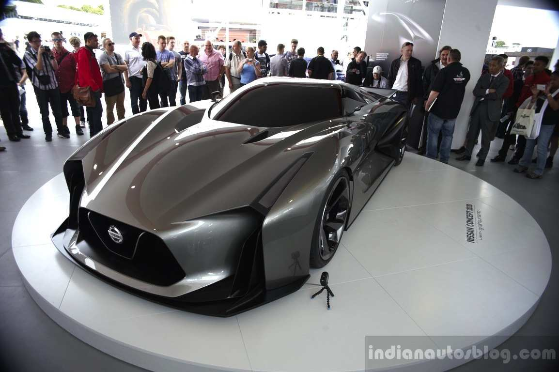 85 The Best Nissan Concept 2020 Interior Price And Release Date
