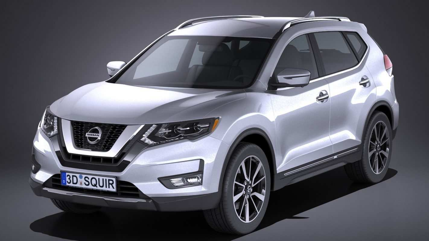 85 The Best Nissan X Trail 2020 Specs