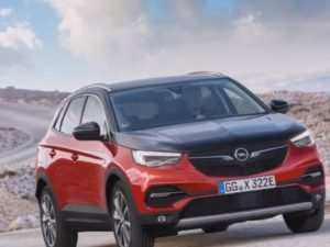 85 The Best Opel Hybrid 2020 Price Design and Review