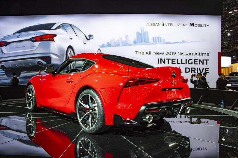 85 The Best Toyota Supra 2020 Zero To Sixty Picture