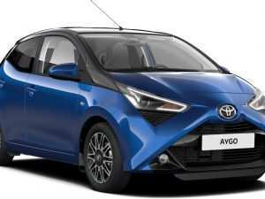 Toyota Yaris 2019 Europe