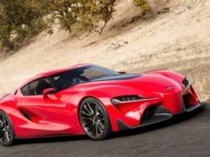 Images Of 2020 Toyota Supra