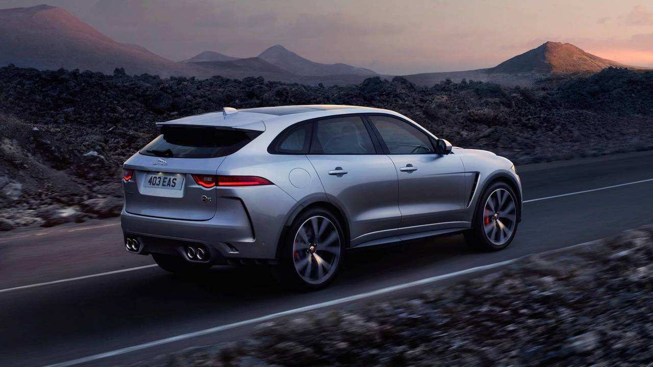 85 The Jaguar Suv 2019 Review And Release Date