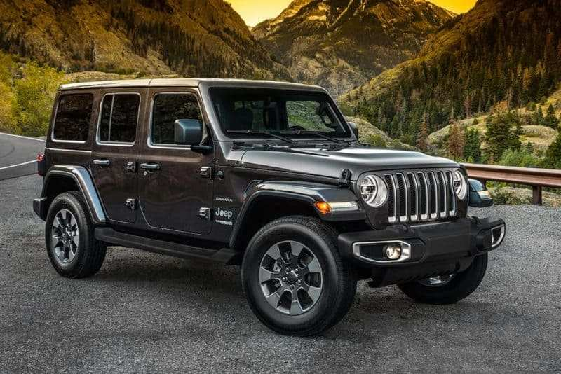 85 The Jeep 2020 Lineup Speed Test