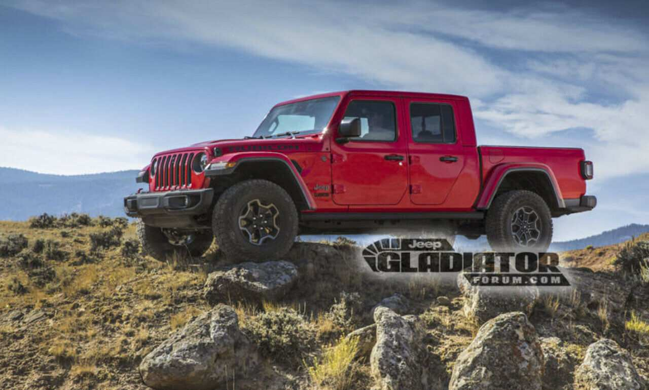 85 The Jeep Pickup Truck 2020 Configurations