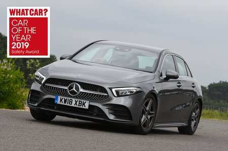 85 The Mercedes A200 Amg Line 2019 History