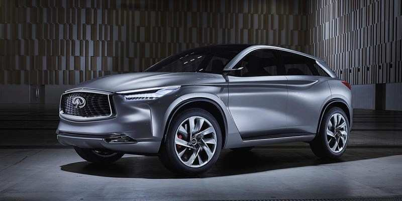85 The New Infiniti Suv 2020 Engine